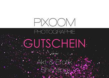 Geschenkidee Fotoshooting