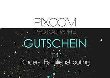 Fotoshooting Gutschein Familienshooting