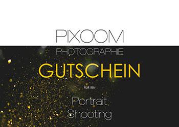 Geschenk Fotoshooting Gutschein