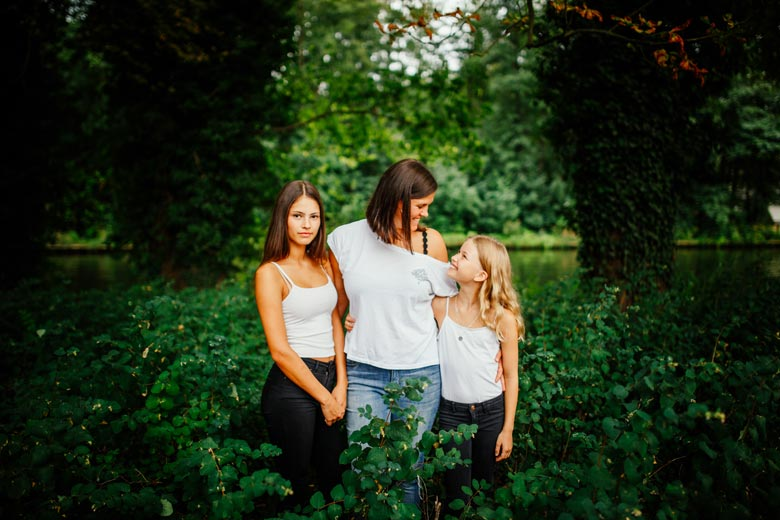 Fotograf Friedrichshagen Familienshooting