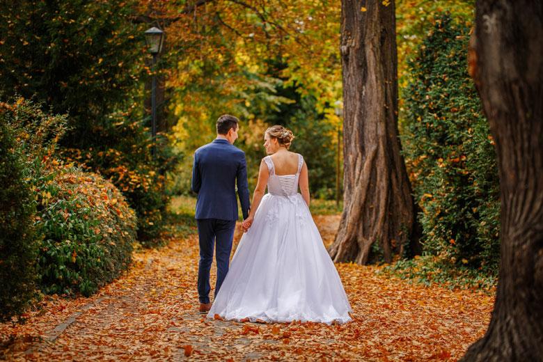 Heiraten im Herbst Fotograf