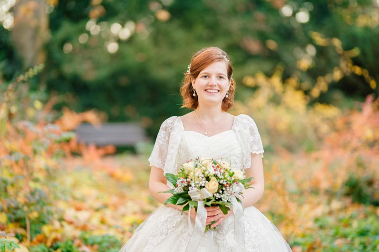Heiraten in Köpenick Braut