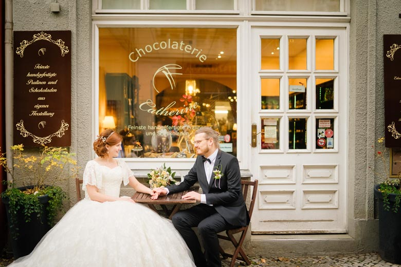 Heiraten in Köpenick Cafe