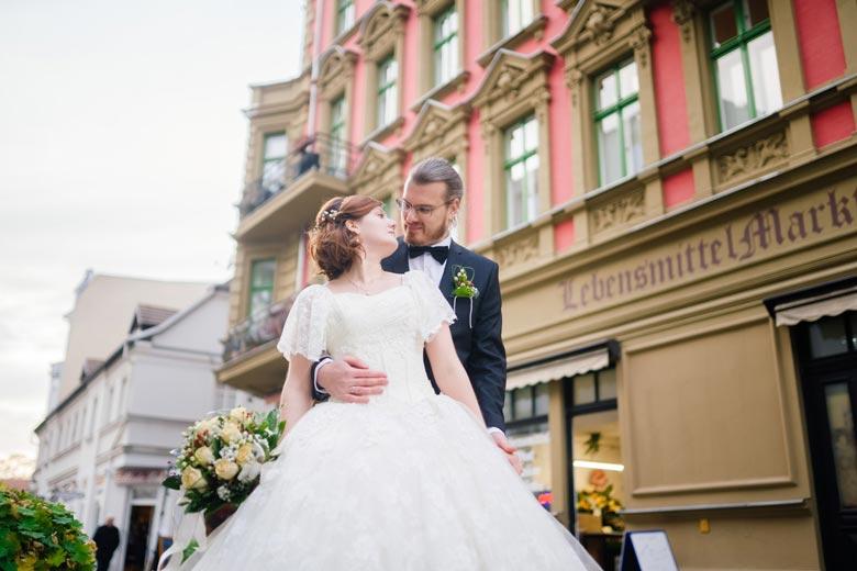 Heiraten in Köpenick in der Altstadt