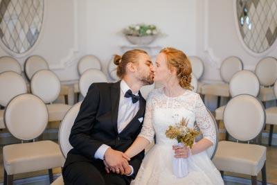 Hochzeitsfotos-Standesamt