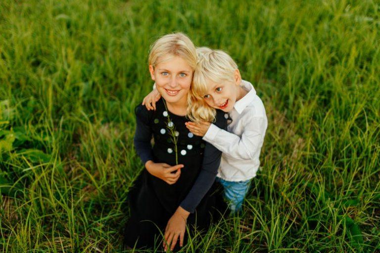 Kinderfotograf Berlin Geschwister